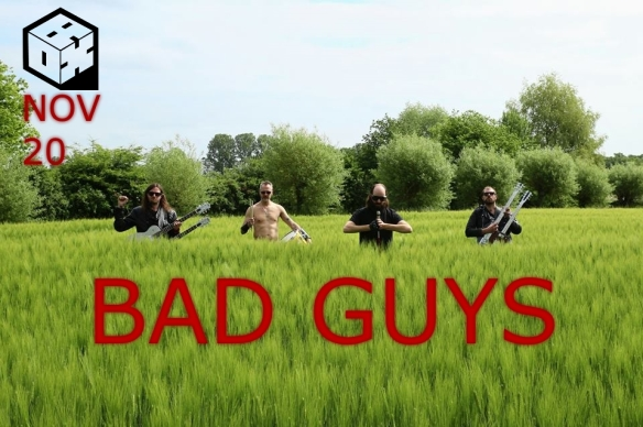 BAD GUYS POST